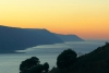photo of porlock bay sunset